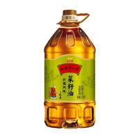金龙鱼 外婆乡小榨 巴蜀风味菜籽油 6.28L *2件