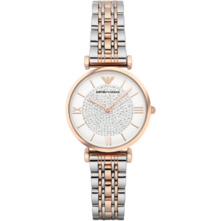 【直营】Armani阿玛尼满天星石英女表手表镶钻腕表