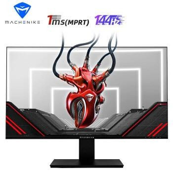 MACHENIKE 机械师 MK-144F23s 23.8英寸IPS显示器(144Hz、1ms、1920x1080)