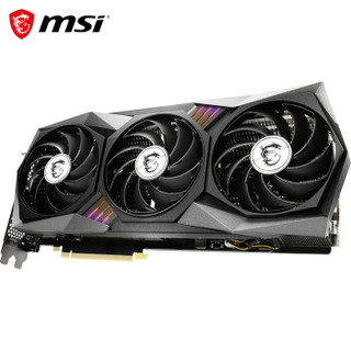 MSI 微星 GeForce RTX 3070 GAMING X TRIO 8G 显卡