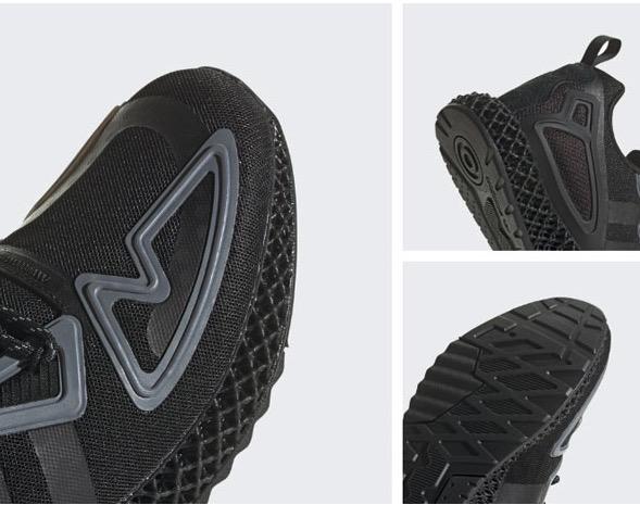 Adidas 4D 随足而动,为颠覆而生,科技感与质感并存!