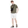 UNIQLO 优衣库 男士时尚修身短袖POLO衫425775 橄榄绿XS