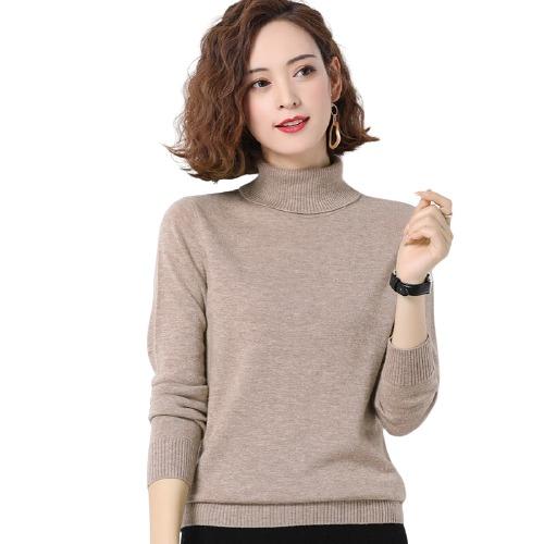 恒源祥 20GE3232 女士针织毛衣