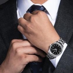 Grand Seiko 冠蓝狮 SBGX261G 钢带石英腕表