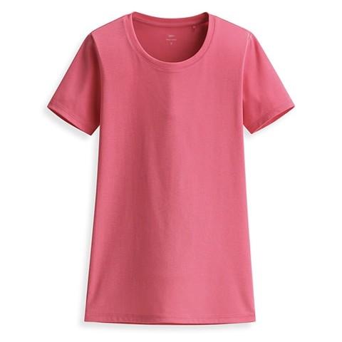 lativ 诚衣 35218 女士Pima棉短袖T恤