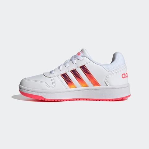 adidas 阿迪达斯 FW7616 儿童篮球运动鞋