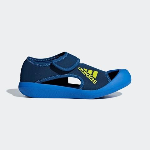 adidas 阿迪达斯 D97901 儿童训练凉鞋