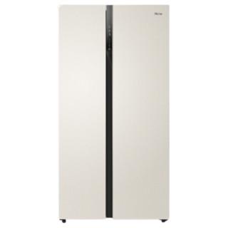 Haier 海尔 鲜派系列 BCD-541WDGL 变频风冷对开门冰箱 541L 轻奢金