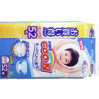 GOO.N大王 维E婴儿纸尿裤 XL52
