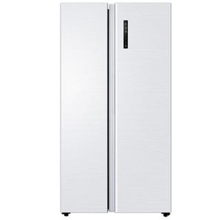 Haier 海尔 BCD-510WDEM 风冷 对开门冰箱 510L 藕纱白