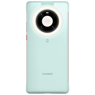 HUAWEI 华为 Mate 40 Pro 环闪保护壳 知更蓝