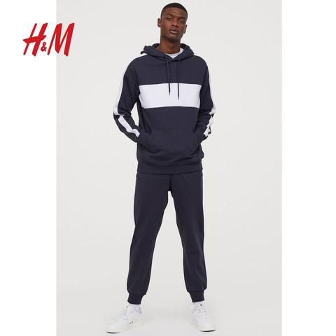 H&M 0694968 男士休闲裤