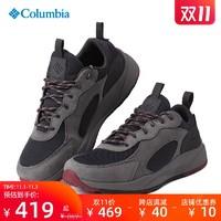 秋季哥伦比亚防水男鞋防滑户外鞋运动轻便登山鞋耐磨徒步鞋BM0079