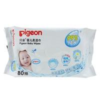 Pigeon 贝亲 婴儿柔湿巾 80抽*12包