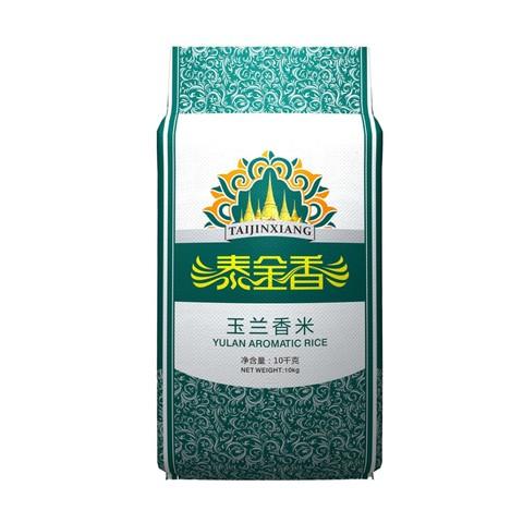 TAIJINXIANG 泰金香  玉兰香米  10kg +凑单品