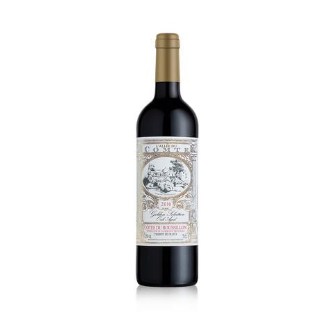 88VIP:乐滋城堡  金标伯爵干红酒葡萄酒  750ml *3件