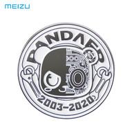 MEIZU 魅族 100007176573 17纪念徽章