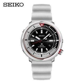 SEIKO 精工 PROSPEX系列 SNE545P1 男款太阳能潜水表