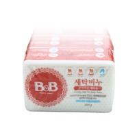 88VIP:B&B 保宁 洋槐香 婴儿洗衣皂 200g 3块装 *12件