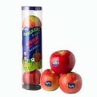 新西兰进口jazz爵士苹果2斤箱装果香浓郁新鲜应季水果整箱包邮