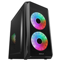 有券的上:BUBALUS 大水牛 旋风 M-ATX电脑机箱