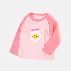 女宝宝长袖T恤女童长袖t恤秋装2020新款打底衫女童T恤