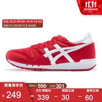 Onitsuka Tiger鬼塚虎复古运动休闲男女鞋 ALVARADO 1183A507-020预售 红色 42 *4件