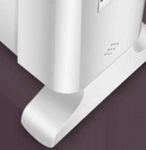 TCL  TN20-D17GR  踢脚线取暖器 0.5m机械款 白色