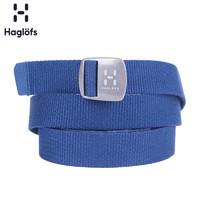 Haglofs火柴棍男女戶外時尚金屬帶扣腰帶603551