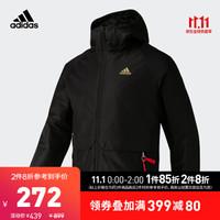 adidas 阿迪达斯 FT8911 FT8912 男子保暖茄克棉服