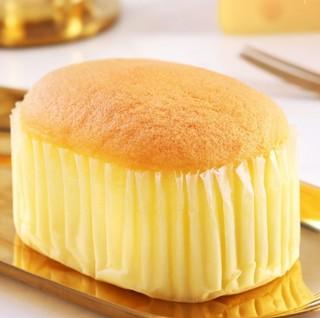 liangpinpuzi 良品铺子 半蒸芝士蛋糕  204g