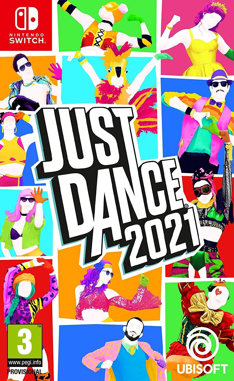 任天堂switch NS舞力全开2021舞动全身Just Dance2021 中文现货