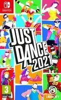 任天堂switch游戏NS舞力全开2021舞动全身Just Dance2021 舞力21