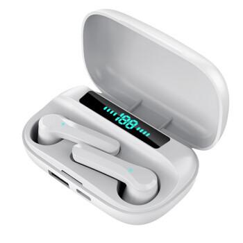 爱福克斯(iPhox)无线5.0双耳超小迷你隐形TWS触控蓝牙耳机耳塞式运动跑步