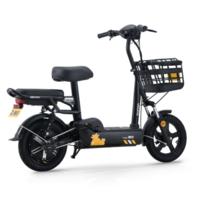 新日(Sunra)小凤梨新国标电动自行车48V