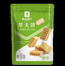 liangpinpuzi 良品铺子 华夫饼 奶香味 224g *6件