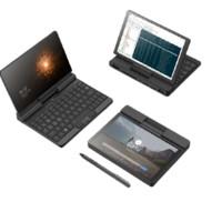 壹号本 壹号工程师PC A1 7英寸 二合一笔记本电脑 酷睿M3-8100Y 8GB 512GB SSD 核显 黑色