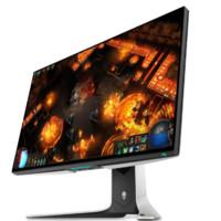 Alienware 外星人 AW2721D 27英寸 显示器 2560×1440 240Hz HDR600 IPS