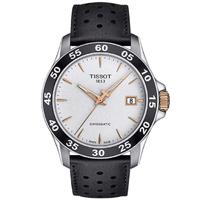 TISSOT 天梭 V8 系列 T106.407.26.031.00 男士机械腕表
