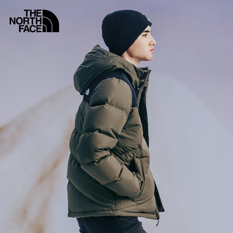 THE NORTH FACE 北面 4NEN 男款700蓬鵝絨羽絨服 JK3/黑色 M
