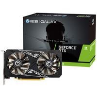 GALAXY 影驰 GeForce GTX1650 Ultra 骁将 4G GDDR6 显卡