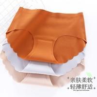 琦迹女士乳胶内裤 M码(3条装)80斤-115斤
