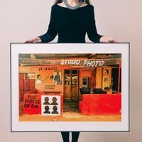 法国艺术家 弗朗索瓦·葛茹尔 作品《快照店》Photo rapides