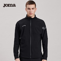 JOMA荷马男秋冬季针织外套休闲时尚开衫跑步外套