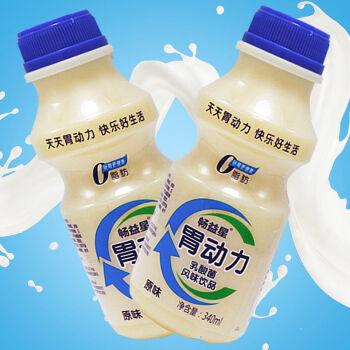 胃动力乳酸菌饮品340m*12瓶