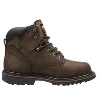 Timberland 添柏岚 PRO BOSS男士磨砂皮系带工装靴TB033030231 棕色40