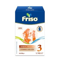 Friso 美素佳儿 婴幼儿配方奶粉 3段 700g *4件