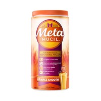 Metamucil 美達施膳食纖維粉 114次/瓶  673g *2件