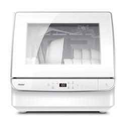 Haier 海尔 HTAW50STGW 台式洗碗机 6套