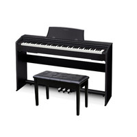 CASIO 卡西欧 PX-770 88键重锤数码钢琴(木架+双人琴凳+豪华礼包)